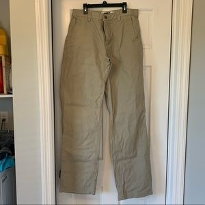 Men's Mountain Khakis- Size 33x34 - Never Worn